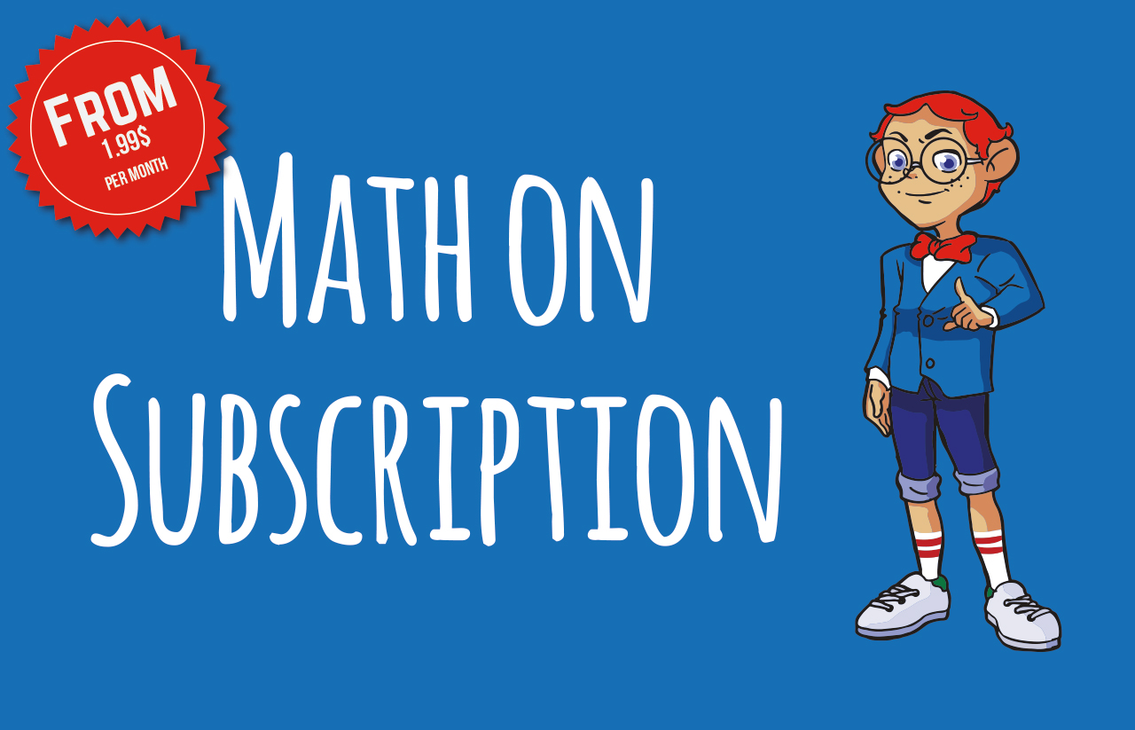 Math on subscription – Mr. Cleverman