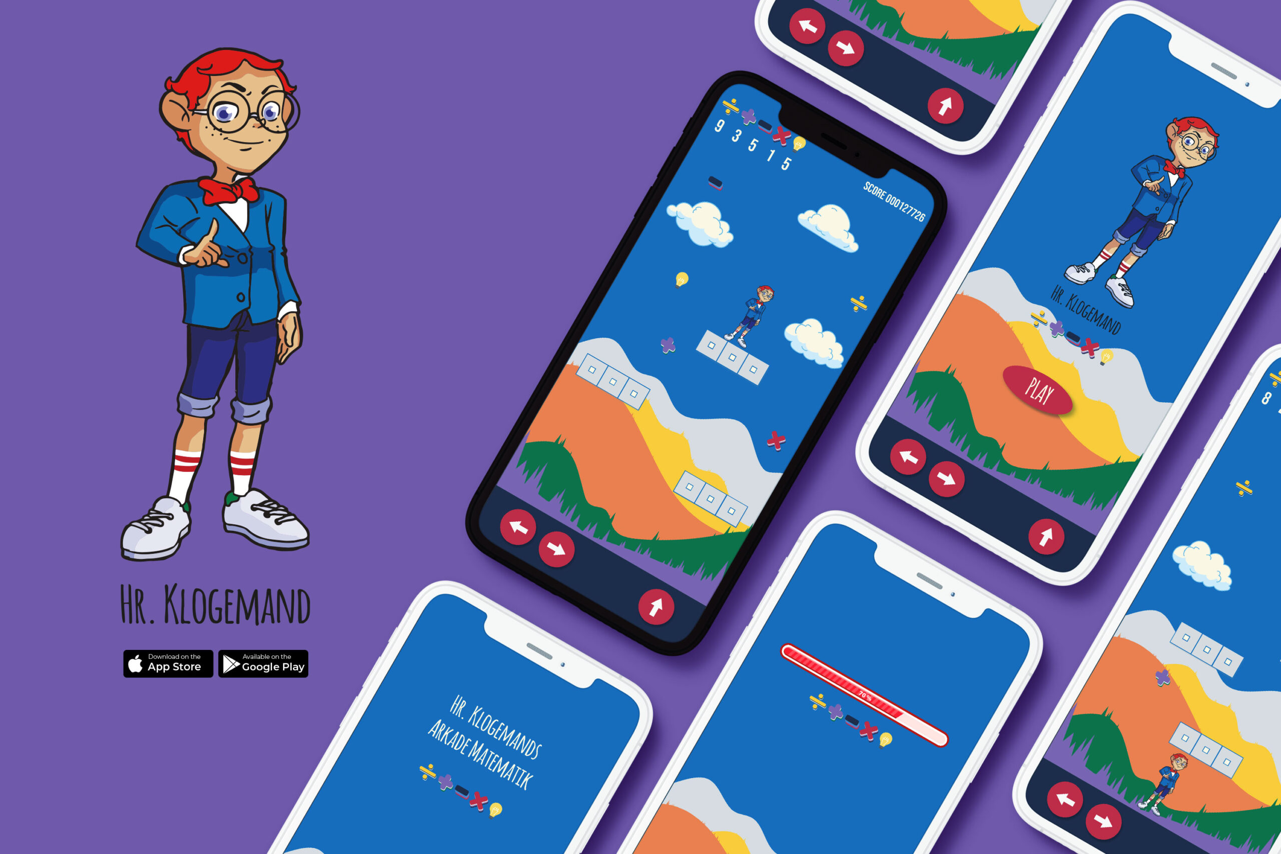 Test the FREE Mr. Cleverman Math App – 1st to 3rd grade